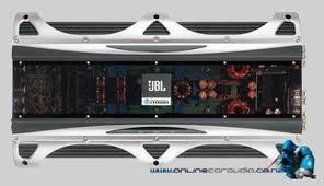 JBL Car Amplifier BPX2200.1