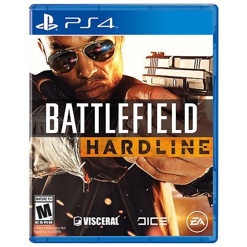 SONY Sony PlayStation 4 Game BATTLEFIELD HARDLINE - PS4