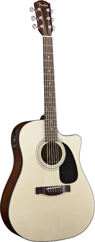FENDER Electric-Acoustic Guitar CD60CE