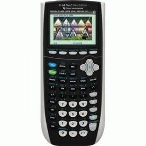 TEXAS INSTRUMENTS Calculator TI-84 PLUS GRAPHING CALCULATOR