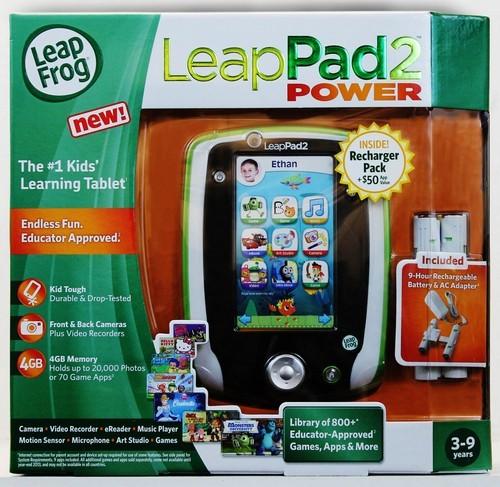 LEAPFROG Tablet LEAPPAD2 POWER 33250
