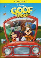 DVD MOVIE GOOF TROOP VOLUME 2