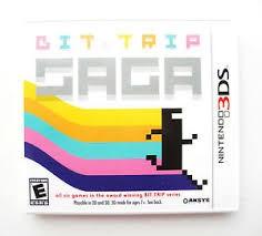 NINTENDO Nintendo 3DS BIT TRIP SAGA