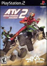 SONY Sony PlayStation 2 Game ATV 2 QUAD POWER RACING