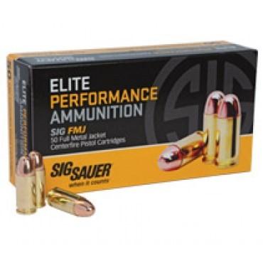 SIG SAUER Ammunition E9MMB1