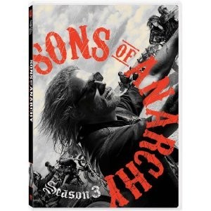 DVD BOX SET DVD SONS OF ANARCHY SEASON 3