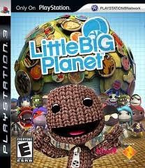 SONY Sony PlayStation 3 Game LITTLE BIG PLANET PS3