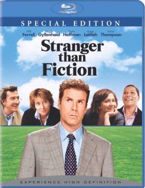BLU-RAY MOVIE Blu-Ray STRANGER THAN FICTION