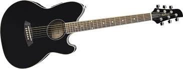 IBANEZ Electric-Acoustic Guitar TALMAN INTER CITY TCY10TBS1203