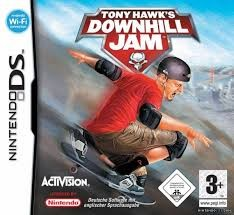 NINTENDO Nintendo DS Game TONY HAWK'S DOWNHILL JAM