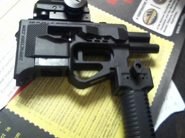 USFA Pistol ZIP 22LR