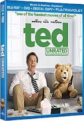 BLU-RAY MOVIE Blu-Ray TED