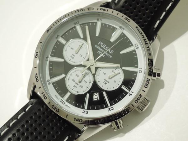 PULSAR Gent's Wristwatch VD53-X088