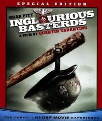 BLU-RAY MOVIE Blu-Ray INGLOURIOUS BASTERDS