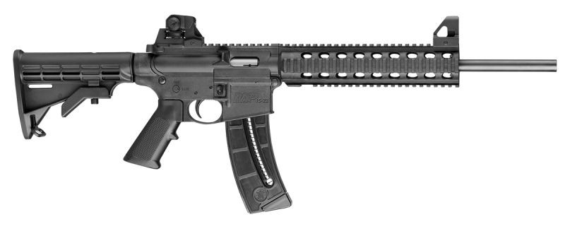 SMITH & WESSON M&P 15-22 22LR
