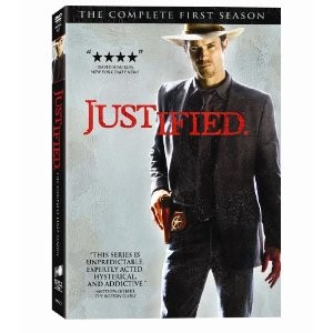 DVD BOX SET DVD JUSTIFIED COMPLETE FIRST SEASON