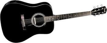 FENDER Electric-Acoustic Guitar DG-11E BLACK