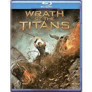 BLU-RAY MOVIE Blu-Ray WRATH OF THE TITANS