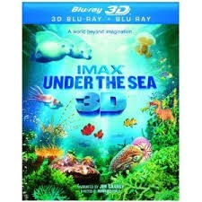 BLU-RAY 3D MOVIE Blu-Ray IMAX UNDER THE SEA 3D