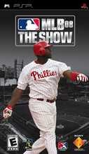 SONY Sony PSP Game MLB 08 THE SHOW PSP