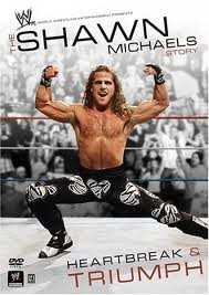 DVD MOVIE THE SHAWN MICHAELS STORY HEARTBREAK & TRIUMPH