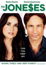 DVD MOVIE Blu-Ray THE JONE$ES