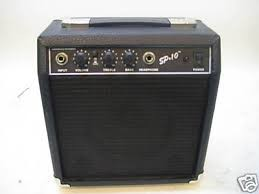 FENDER Electric Guitar Amp SP10