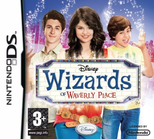 NINTENDO Nintendo DS Game WIZARDS OF WAVERLY PLACE