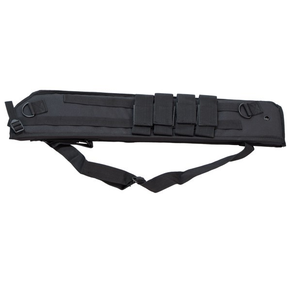TUFF ZONE Gun Case SHOTGUN/RIFLE SCABBARD W/MOLLE DESIGN