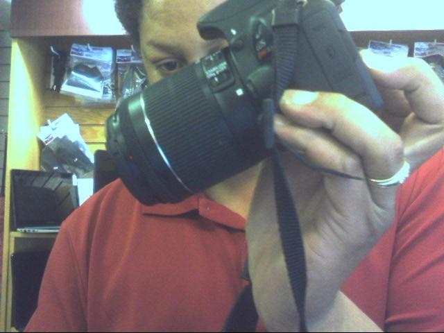 CANON Digital Camera EOS REBEL SL1