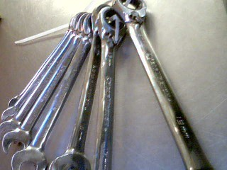 GEARWRENCH TOOLS Wrench 8 WRENCHES