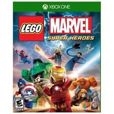 Microsoft XBOX One Game LEGO MARVEL SUPER HEROES