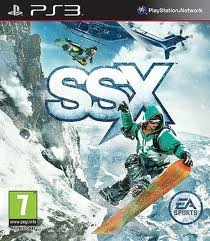 SONY Sony PlayStation 3 Game SSX PS3