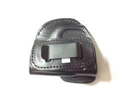 TAGUA GUN LEATHER Accessories IPH4-630