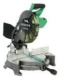 HITACHI Miter Saw C10FCE2