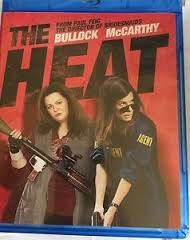 BLU-RAY MOVIE Blu-Ray THE HEAT
