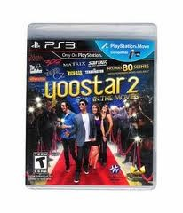 SONY Sony PlayStation 3 Game YOOSTAR 2