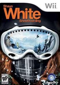 NINTENDO Nintendo Wii Game SHAUN WHITE SNOWBOARDING ROAD TRIP