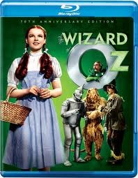 Blu-Ray THE WIZARD OF OZ 70TH ANNIVERSARY EDITION