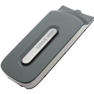 MICROSOFT Video Game Accessory XBOX 360 - 120GB HARD DRIVE