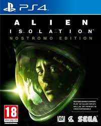 SONY Sony PlayStation 4 Game ALIEN ISOLATION NOSTROMO EDITION PS4
