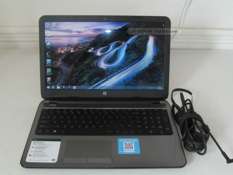 HEWLETT PACKARD Laptop/Netbook HP15-G019WM