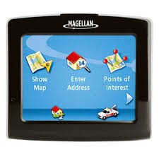 MAGELLAN GPS System MAESTRO 3200