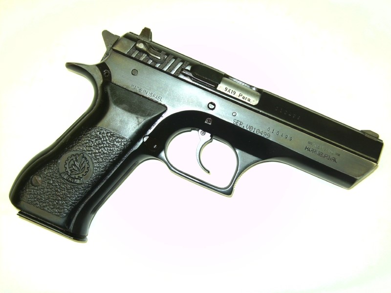 IMI-ISRAEL MILITARY INDUSTRIES Pistol JERICHO 941