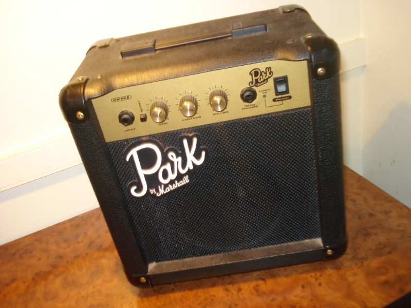 PARK AMPLIFIERS Electric Guitar Amp G10