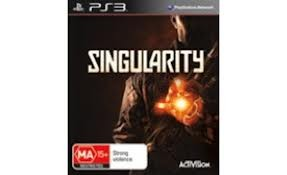 SONY Sony PlayStation 3 Game SINGULARITY