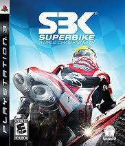 SONY Sony PlayStation 3 Game SBK SUPERBIKE WORLD CHAMPIONSHIP PS3