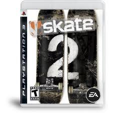 SONY Sony PlayStation 3 Game SKATE 2