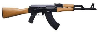 Century International Arms Model RAS47 7.62x39 Semi Auto Russian Rifle