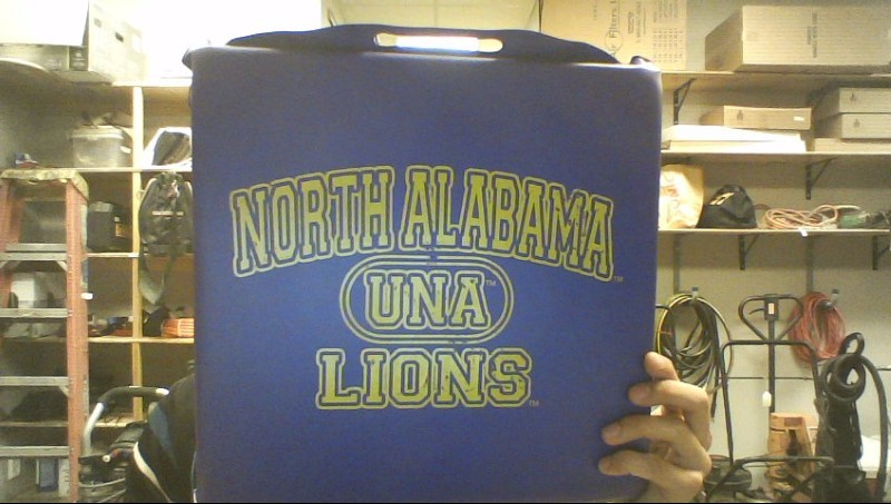 UNIVERSITY OF NORTH ALABAMA BLEACHER CUSHIONS